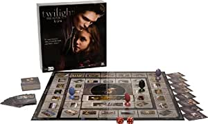 Asmodee - TWI01 - Jeu de connaissances - Twilight the Movie - Le Jeu