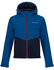 Dare 2b Boys & Girls Outpour Waterproof Breathable Softshell Jacket