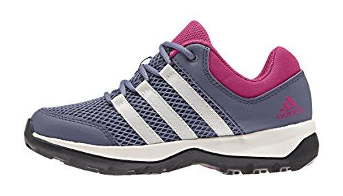 adidas Unisex-Kinder Daroga Plus Trekking- & Wanderhalbschuhe Violett (Super Purple S16/Sun Glow S16/Eqt Pink S16) 40 EU