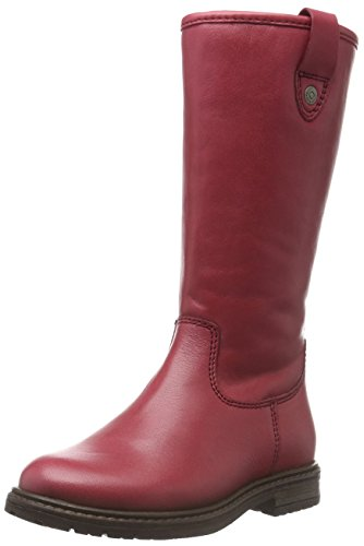 Bellybutton Stiefel, Bottes et bottines à doublure chaude fille Rouge - Rot (Rosso)