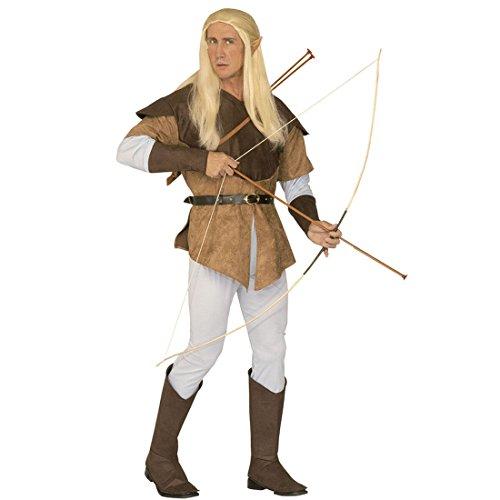 Imagen de disfraz de elfo archer legolas de el señor de los anillos elvish disfraz amarillo carácter traje elvish elfo señor del bosque elfkostüm fabulosa hada del bosque disfraz carnaval disfraces hombres