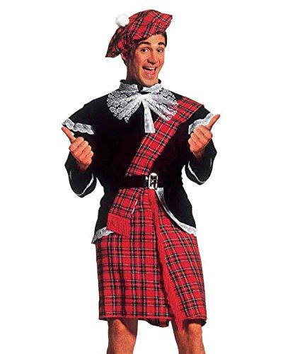 Widmann 37571 Erwachsenenkostüm Schotte, (Kostüme Schottland Ideen)