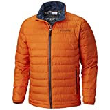 Columbia Men's WO1111 Insulated Jacket, Powder Lite Jacket, Polyester