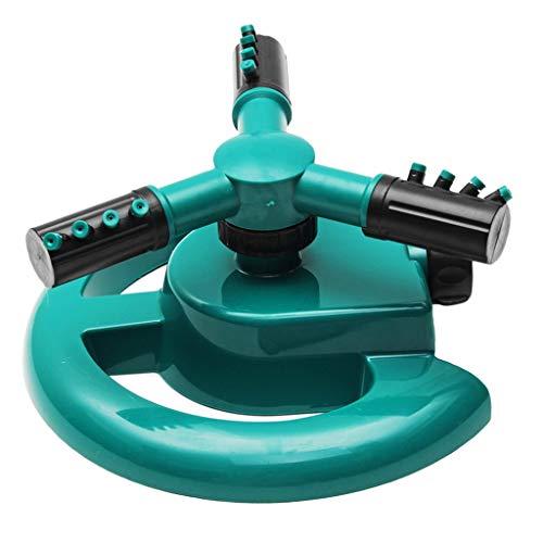 Shiwaki Gartenbewässerungs Sprinkler 3 Arm Sprüher Mit Halbmond Set -