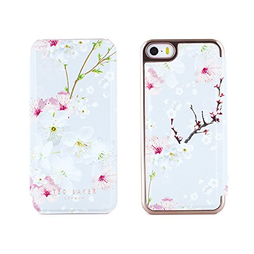 Ted Baker® ANA Handyhülle Kompatibel mit Apple iPhone 5 / 5S (4