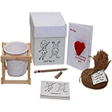Surprise Someone Eco Friendly Love Planter KIT- Grow Your Love with Seed Heart