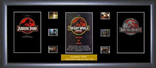 Park Rahmen (Rahmen mit Filmmaterial der Jurassic-Park-Trilogie)