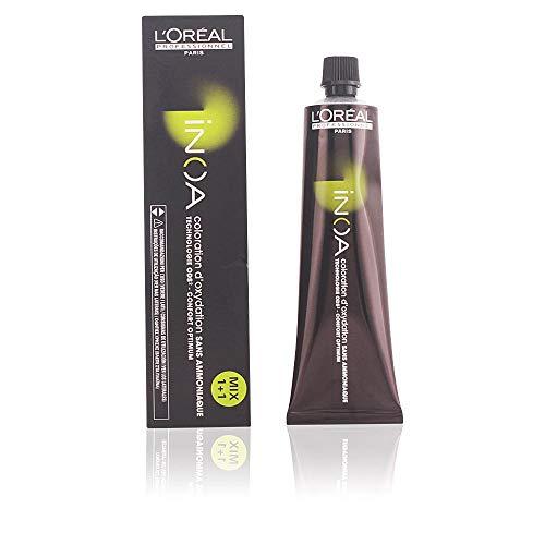 L'Oreal Inoa, Crema Colorante per Capelli, 7 Biondo, 60 gr