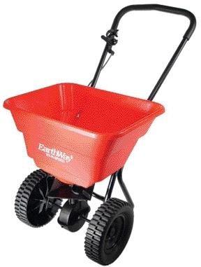 Earthway Produkte Inc Deluxe privaten spreader- rot 80Pfund Hopper–2050su - Deluxe-hopper
