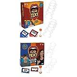 Hasbro Spiele C2018398 - Klartext, Partyspiel + Klartext Familien-Edition, Familenspiel