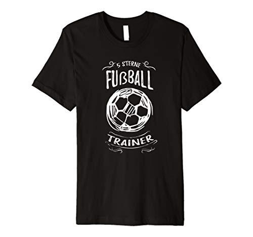 Shirt - Bester Fußball Trainer - Geschenk -