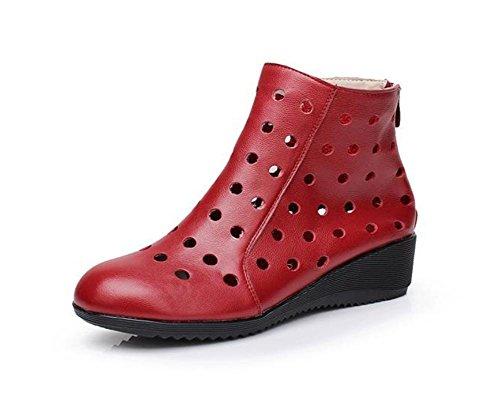 pengweiPendenza primaverile e estiva con scarpe da donna a sandali vuoti 2