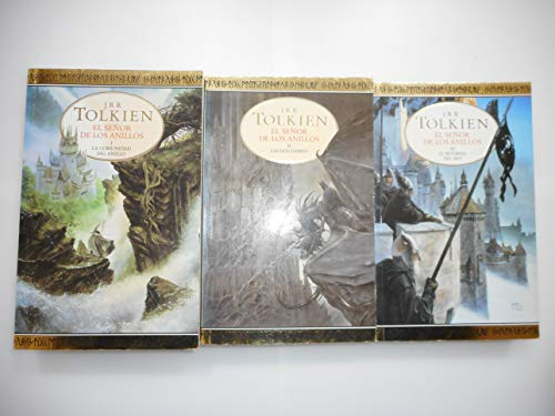 The Lord of the Rings, 3 tomos *** rustica *** complete work