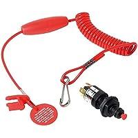 Stacco automatico completo di chiavetta English: Emergency cutoff switch w/coil