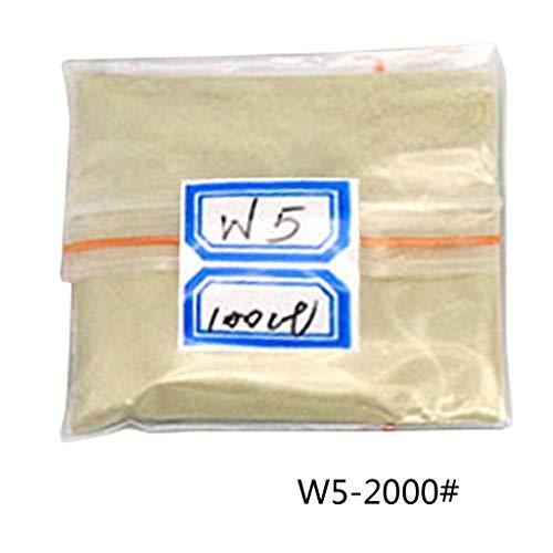 BIlinli 100 Karat / 20g W0.5 bis W40 Polierpulver Diamant Mikron Pulver Polierwerkzeuge Für Edelsteine   Jade Keramik Hartmetall