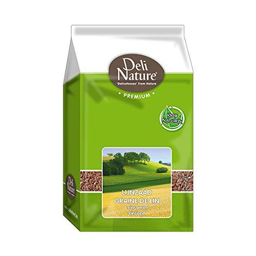 Deli Nature 15-027223 Leinsamen, 1000 g