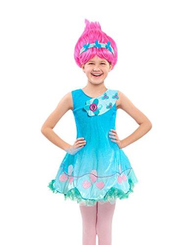 Trolls 70210001 - (Erwachsenen Kleid Prinzessin)