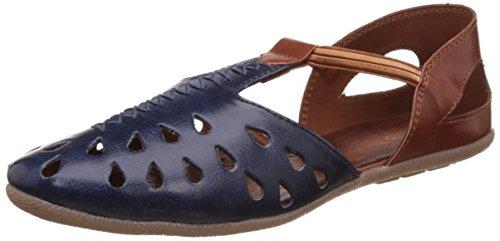 BATA Women's Felice Blue Fashion Sandals - 6 UK/India (39 EU)(5519831)