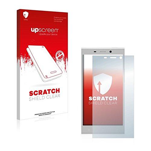 upscreen Scratch Shield Clear Bildschirmschutz Schutzfolie für Gionee Elife E8 (hochtransparent, hoher Kratzschutz)