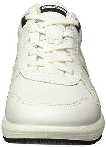 Ecco Cs16 Ladies, Baskets Basses Femme Blanc (WHITE1007)