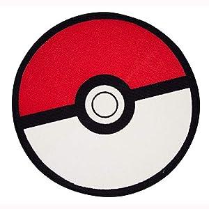 Pokemon Catch Kinderteppich, Mehrfarbig