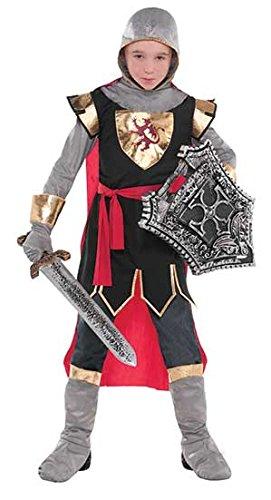 Brave Crusader Kinder Kostüm - 4 bis 6 Jahre