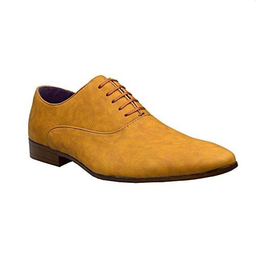 Robelli , Chaussures de ville à lacets pour homme Noir noir Noir - Brun