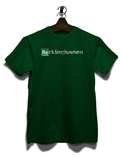 Recklinghausen T-Shirt Dunkel Grün