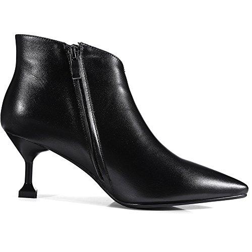 Nine SevenAnkle Bootie - Stivali chelsea donna Black