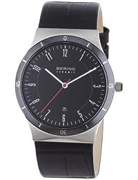 BERING Time Herren-Armbanduhr Slim Ceramic 32239-442
