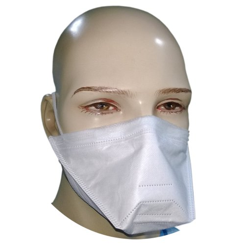 Respirator White Mask Particulate Filtra N95 8906062770320 Face
