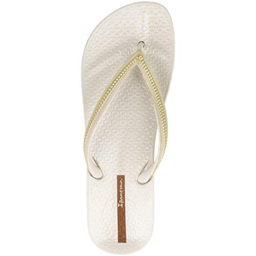 Ipanema Tongs Pour Femme beige-beige (82021-8778)