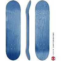 Venom Skateboards tabla de skate Pro, 3 tamaños, color azul, azul