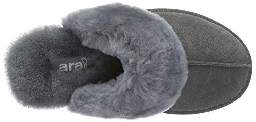Ara Cosy, Pantoufles, doublure chaude femme Grau (grey 05)