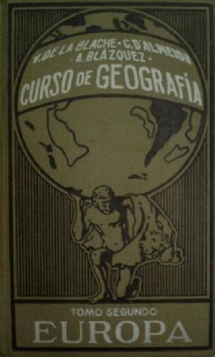CURSO DE GEOGRAFIA. EUROPA. TOMO II