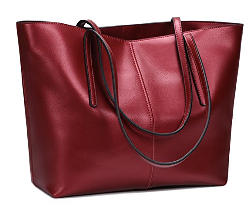 Ghlee - Borsa a tracolla donna Red