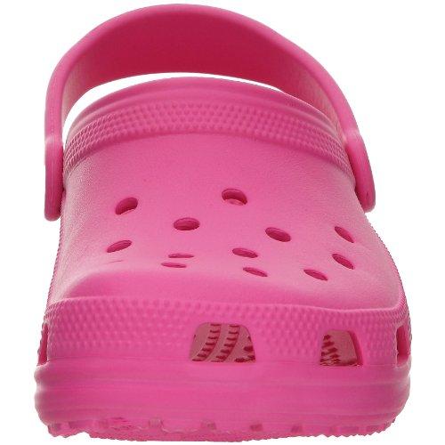 Crocs Classic Kids, Sabots Mixte enfant Rouge