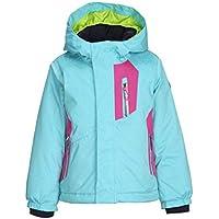 Killtec  Mädchen Fipsy Mini Skijacke / Funktionsjacke mit Kapuze und Schneefang, GROW UP Funktion - Kindermode die mitwächst