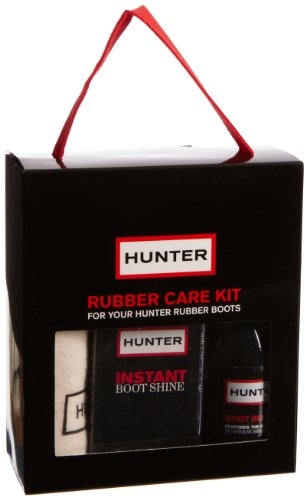 hunter-rubber-care-kit-rubber-care-kit-zapatos-unisex-color-negro-talla-einheitsgrosse
