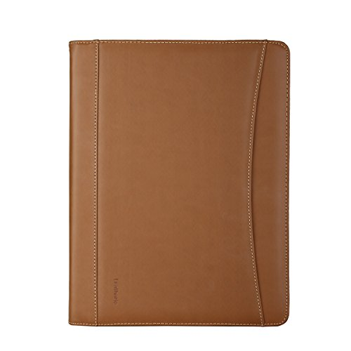 30a0b37fb235 Leathario-Portfolio en cuir PU, porte document, portfolio cuir pour bureau,  agenda d affaires en cuir, chemise de dossier en cuir, portfolio cuir pour  ...