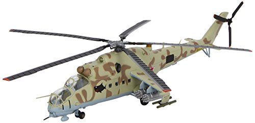 Easy Model 1:72 - Mi-24 Hind - '03 White' Joint Air Group, Kalinovskaya 2000 ...