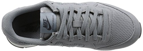 Nike Internationalist, Sneaker Donna Grigio (Stealth/Stealth/Dark Grey/Summit White)