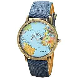 Reloj Longra (Azul)