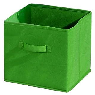 Alsapan 94705 Compo 16 Aufbewahrungsbox, Schubkasten-Design, Polypropylen, 27x27x28cm, Grün