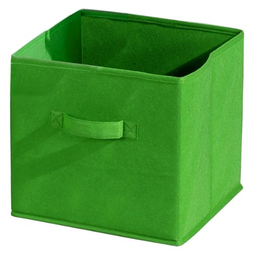 Alsapan Compo 16 - Cubo de almacenaje sin tapa, color verde