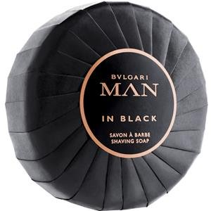 Bulgari Man in Black Homme/Men, Shaving Soap, 1er Pack (1 x 100 g)
