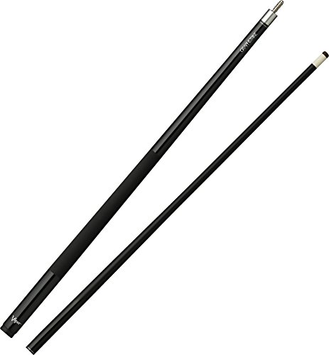 viper-graphstrike-1473-cm-2-teilig-fiberglas-graphit-composite-billard-pool-queue-schwarz-58-inches