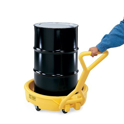 Eagle Mobile Spill Basin - 35-3/4 Dia.X9-1/2H - Yellow by Eagle Eagle Mobile