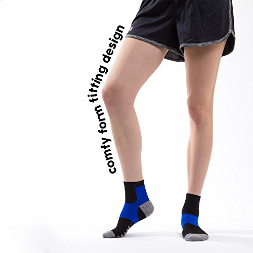 41OBTEqUIGL. SS500  - Compression Socks For Men & Women: Best for Running & Athletic Sports To Boost Performance & Use for Travel, Flight, Diabetic or Medical To Speed Recovery