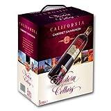 Western Cellars Vin Rouge Cabernet Sauvignon de Californie 3 L